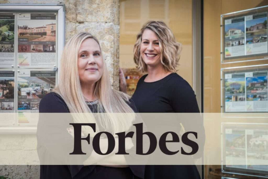 Belle Maison at Forbes Magazine
